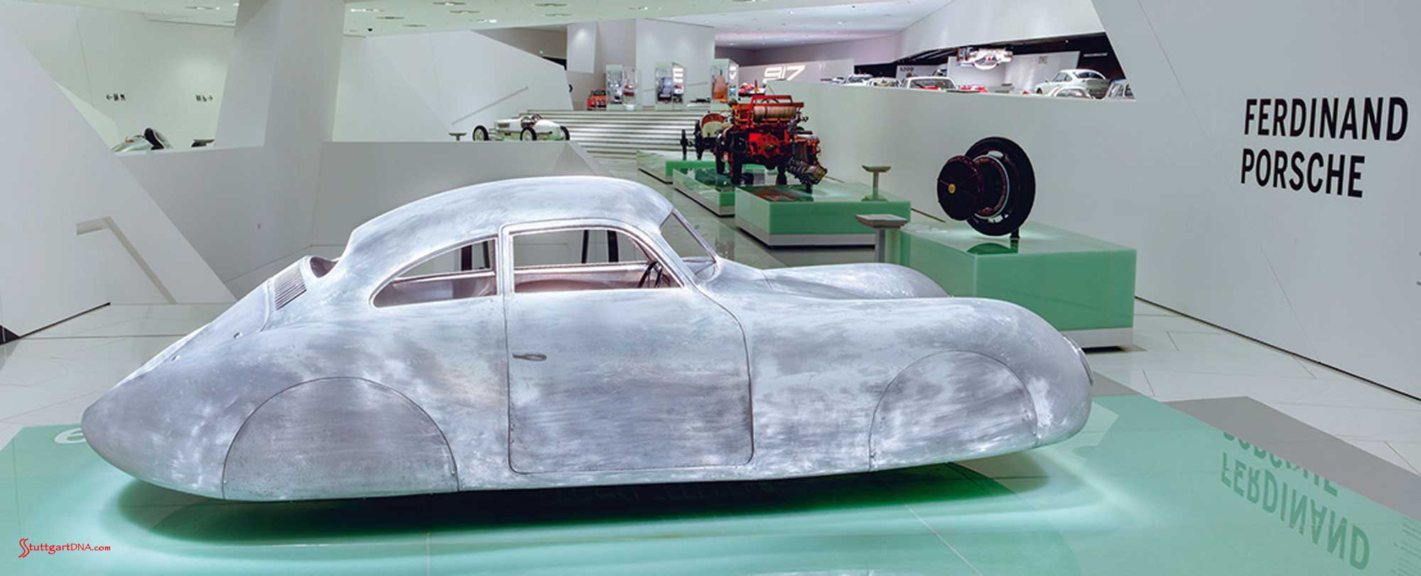 Porsche No 1: